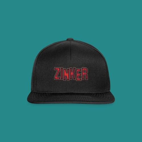 Zinker Logo Snapback - Snapback Cap