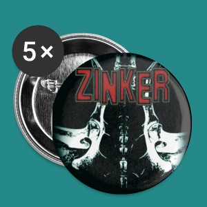 Zinker Button Album Cover - Buttons klein 25 mm