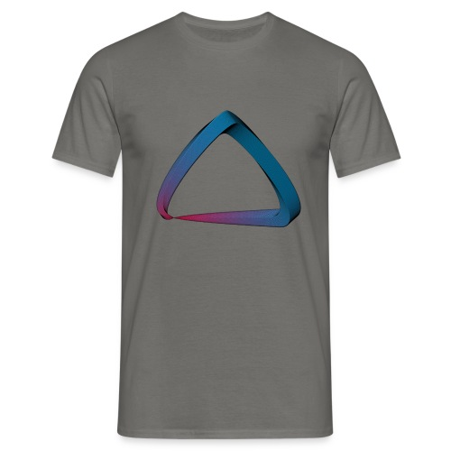 The Triangle - Mannen T-shirt