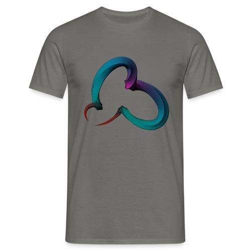 Be Wild - Mannen T-shirt
