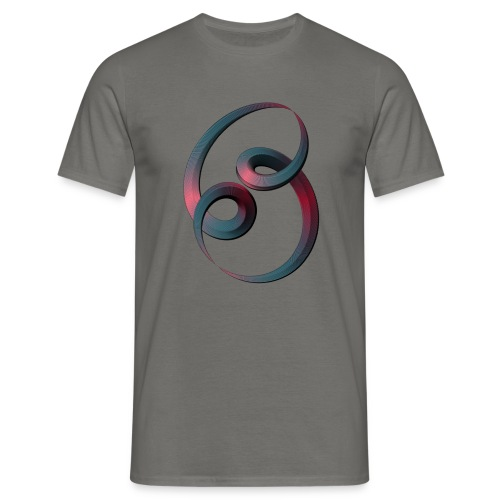69 Degrees - Mannen T-shirt