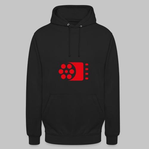 cineastuces logo - Sweat-shirt à capuche unisexe