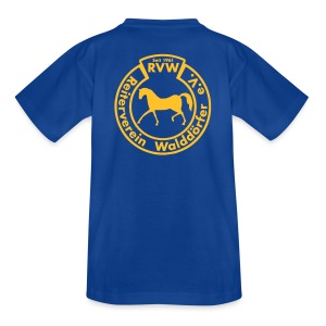 RVW T-Shirt Kinder - Kinder T-Shirt