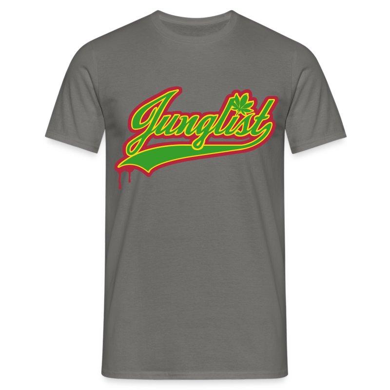 Junglist - Männer T-Shirt