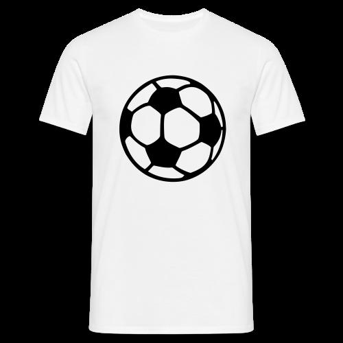 Fußball T-Shirt - Männer T-Shirt