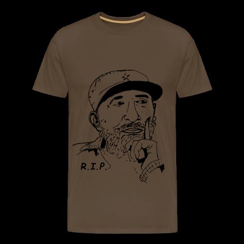 Fidel - Männer Premium T-Shirt