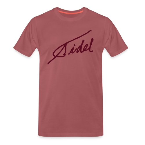 Fidel Brand - Männer Premium T-Shirt
