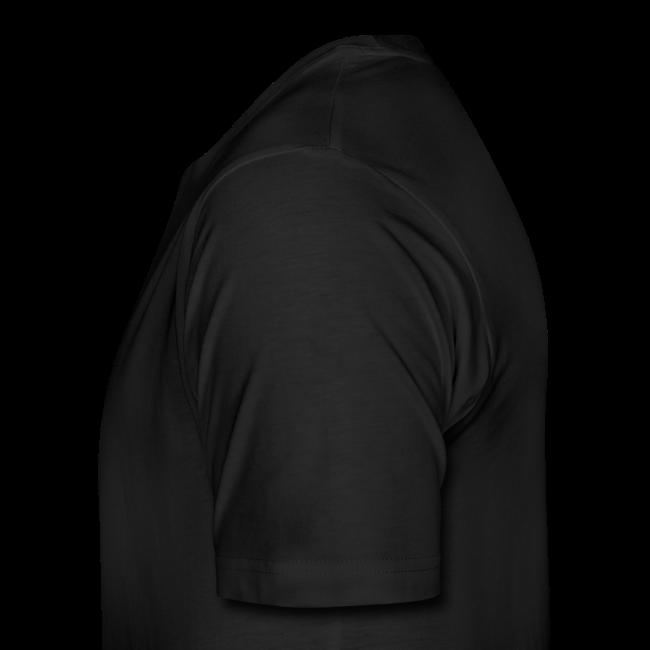 X-Ray Skull - Herre premium T-shirt