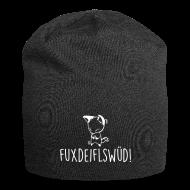 Caps & Mützen ~ Jersey-Beanie ~ Fuxdeiflswüd