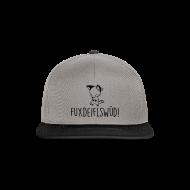 Caps & Mützen ~ Snapback Cap ~ Fuxdeiflswüd