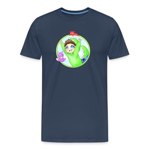 Premium   Männer   Dinofy - Männer Premium T-Shirt