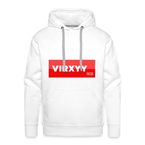 Hoodie [Virxyy] - Men's Premium Hoodie