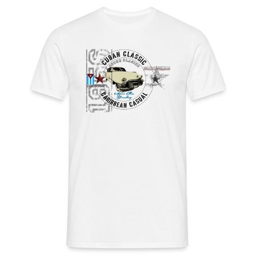 Cuban Classic | Vintage - Männer T-Shirt