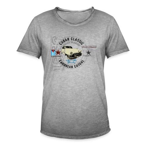 Cuban Classic | Vintage - Männer Vintage T-Shirt