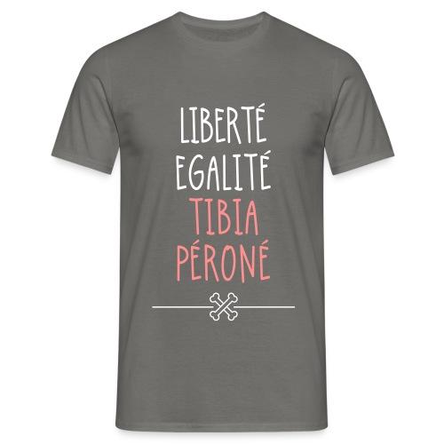 T-Shirt classique Tibia Péroné - T-shirt Homme