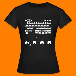 70s and 80s invaders video game - women's tee - Women's T-Shirt