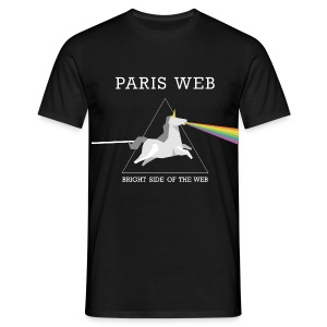 the bright side of the web - Tshirt Homme - T-shirt Homme