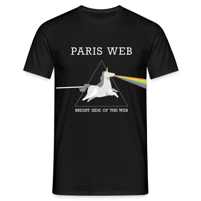 the bright side of the web - Tshirt Homme