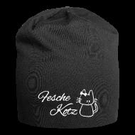 Caps & Mützen ~ Jersey-Beanie ~ Fesche Kotz
