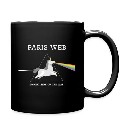 the bright side of the web - Mug - Mug uni