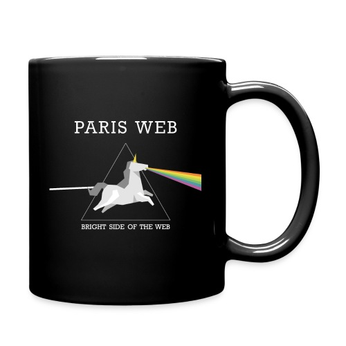the bright side of the web - Mug - Tasse en couleur