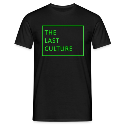 The Last Culture - Männer T-Shirt