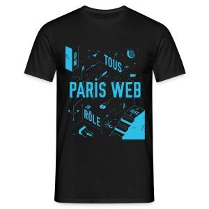 On a tous un rôle à jouer - Tshirt Homme - T-shirt Homme