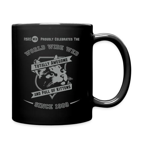 Awesome & full of kittens - Mug - Mug uni