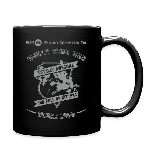 Awesome & full of kittens - Mug - Mug uni