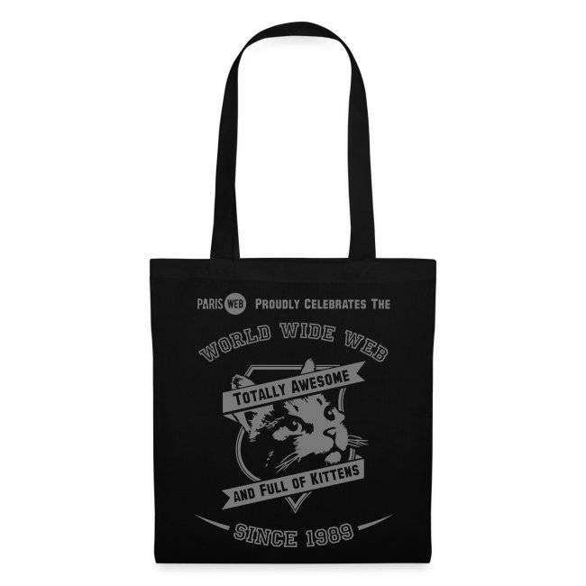 Awesome & full of kittens - Totebag