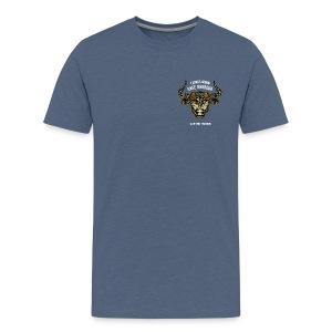 Taurus Moon Men's Premium T-Shirt - Men's Premium T-Shirt