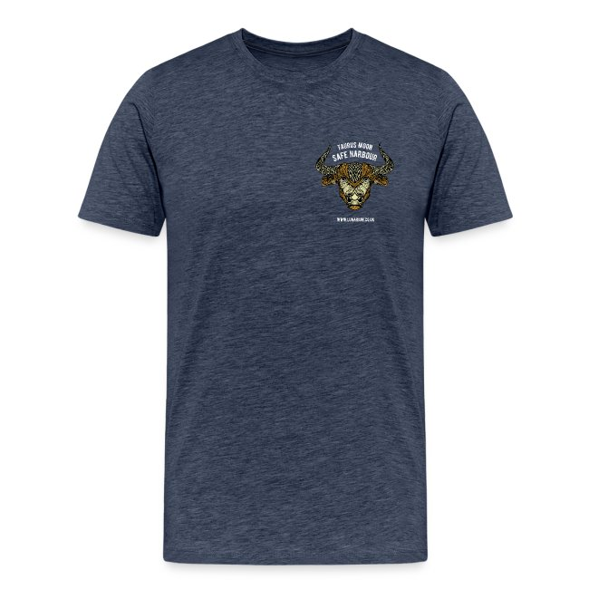 Taurus Moon Men's Premium T-Shirt