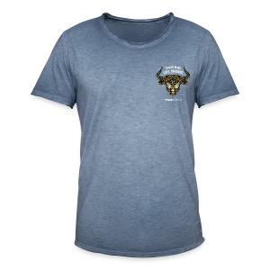 Taurus Moon Men's Vintage T-Shirt - Men's Vintage T-Shirt