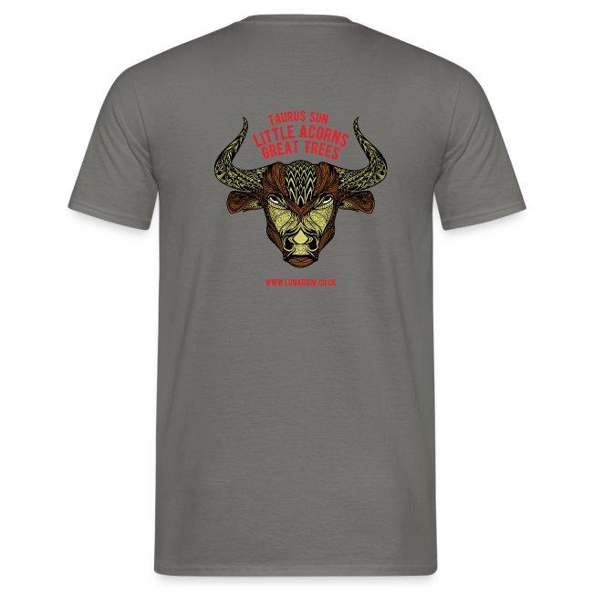 Taurus Moon Men's T-Shirt