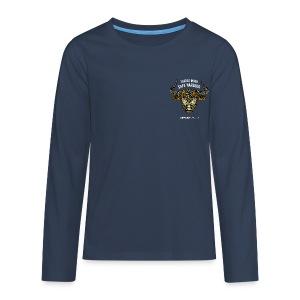 Taurus Moon Teenagers' Premium Longsleeve Shirt - Teenagers' Premium Longsleeve Shirt