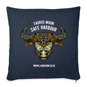 Taurus Moon Sofa pillow cover 44 x 44 cm - Sofa pillow cover 44 x 44 cm