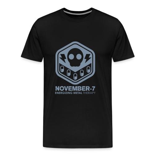 November-7-homme-pre-du-corp-deluxe collection4 - Men's Premium T-Shirt