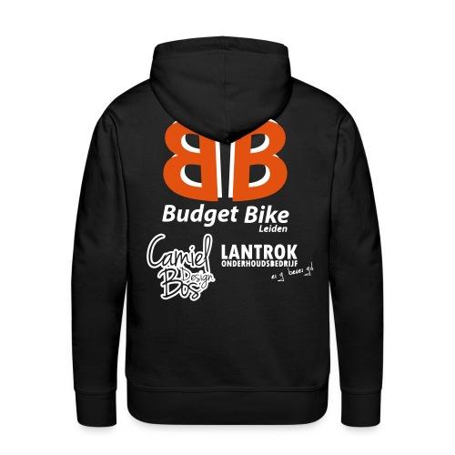 Trainingsjack Bokser - Mannen Premium hoodie