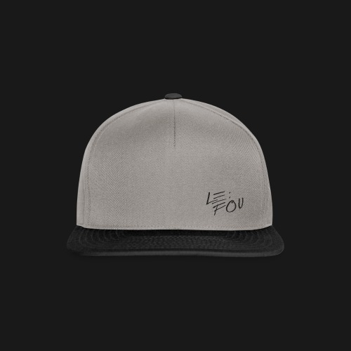 Refoulution by Le:Fou - Snapback Cap - Limited Edition - Snapback Cap