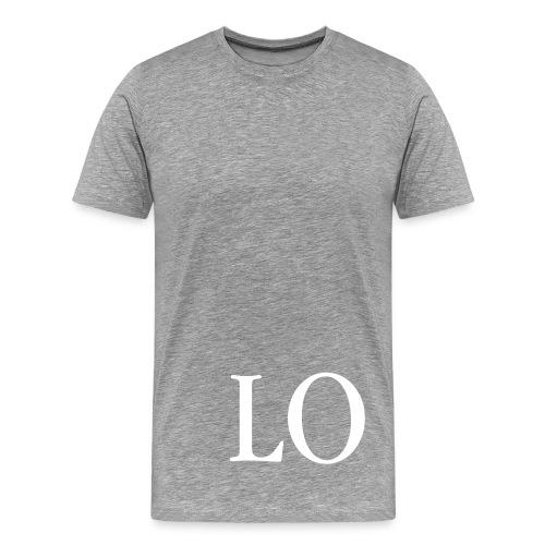 LOVE Partnershirt - für IHN - Männer Premium T-Shirt