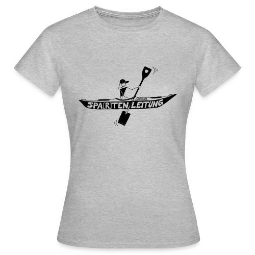 Spartenleitung Seekajak grün - Frauen T-Shirt
