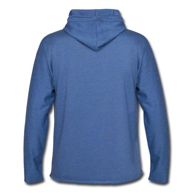 Button - Leichtes Kapuzensweatshirt Unisex