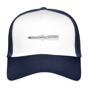 Button - Cap - Trucker Cap
