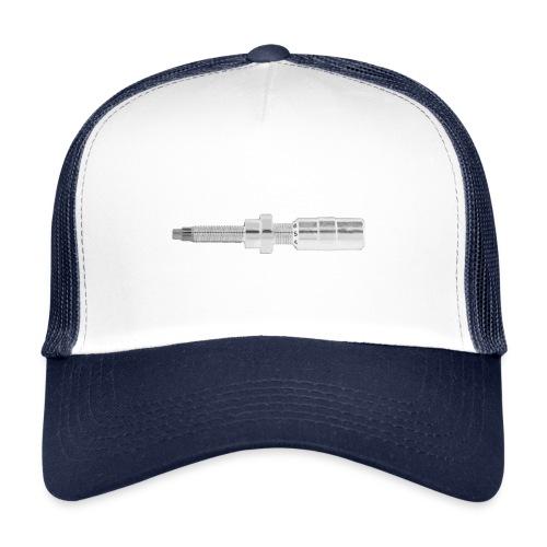 Button - Cap - Trucker Cap