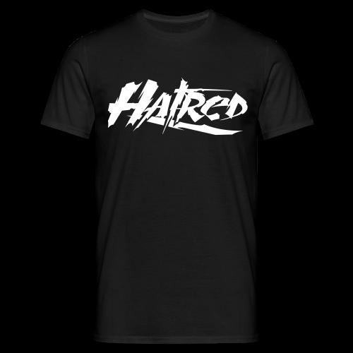 Hatred Shirt Logo - Männer T-Shirt