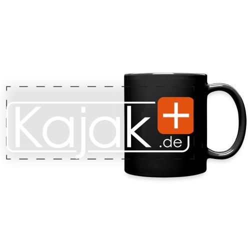 Kajak+ Tasse - Panoramatasse farbig