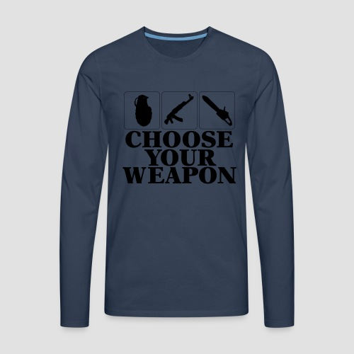 Choose your Weapon EGOsh