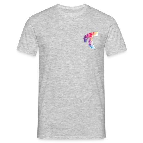 thomi100.net - Logo klein - Männer T-Shirt