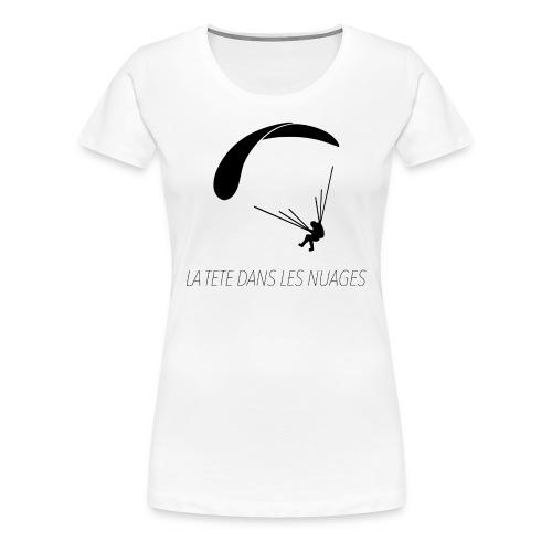 La tête dans les nuages - FEMME - T-shirt Premium Femme