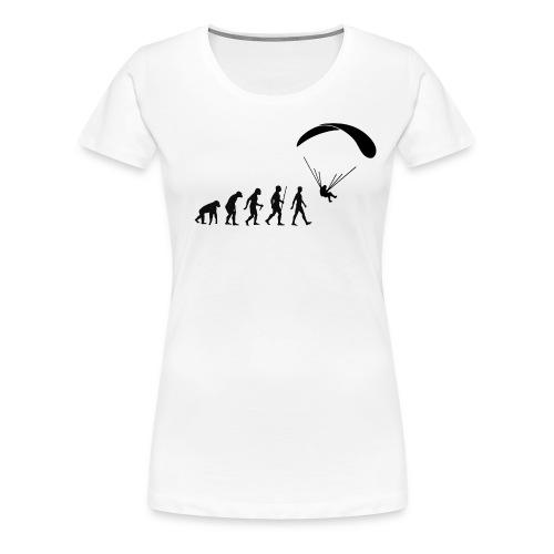 Mon Evolution - FEMME - T-shirt Premium Femme